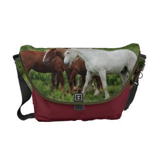 Draft Horse Bag Courier Bag