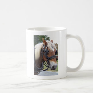 Draft Horse Coffee Mug