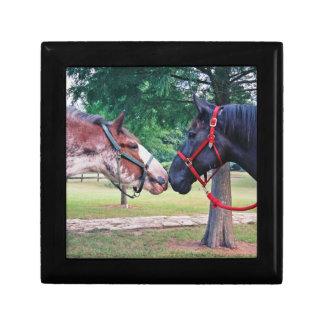Draft Horse Gift Box