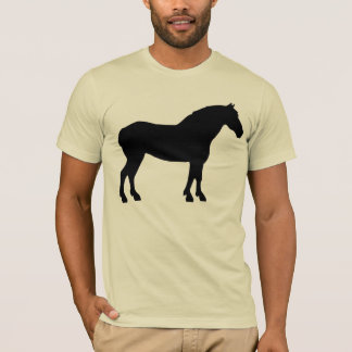 Draft Horse (light shirts & t-shirts)