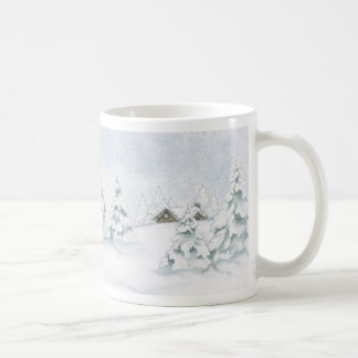 Draft horses coffee mug