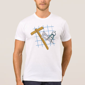 Drafting Design Tools T-Shirt
