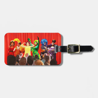 Drag Queens Luggage Tag