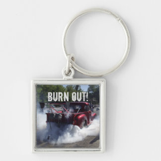 Drag Race Key Chain