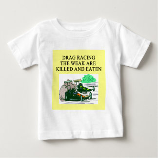 DRAG racing joke T-shirt