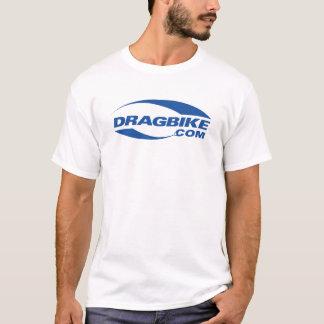 Dragbike.com Blue - I Came to Win T-Shirt
