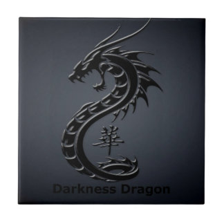 """DRAGO"" DARKNESS DRAGON TILE"
