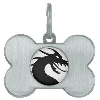 dragon-149393 pet ID tag