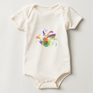 Dragon 1 baby bodysuit