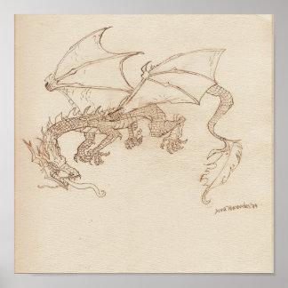 dragon#1 poster