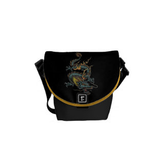 Dragon 2 Mini-Messenger Bag Messenger Bags
