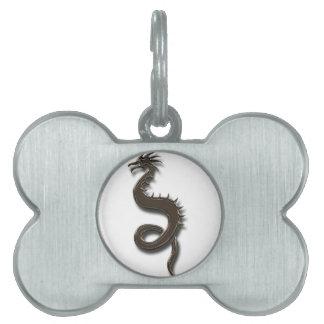 Dragon-3 Pet ID Tags