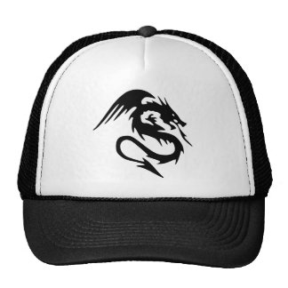 Dragon #3 trucker hat