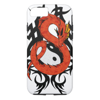 Dragon 41 yin yang iPhone 7 case