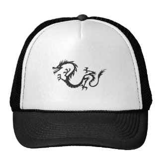 Dragon #4 trucker hat