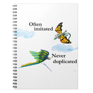 dragon and kite notebook
