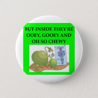 DRAGON and knight 2 Inch Round Button