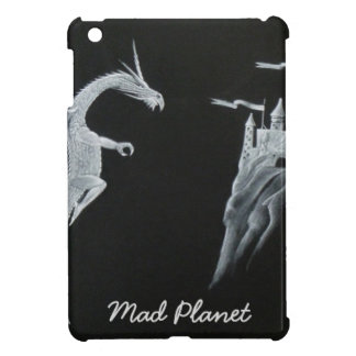 Dragon and Mountain Castle iPad Mini Covers