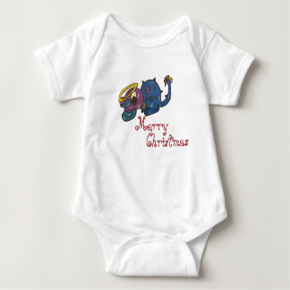 dragon angles baby bodysuit