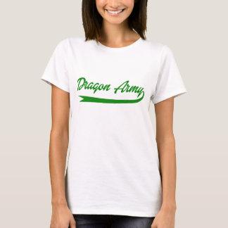 Dragon Army Tshirt Hot Soup