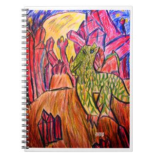 Dragon art 14 notebook