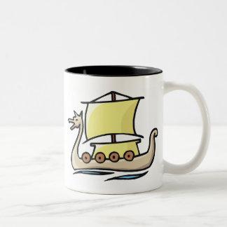 Dragon Art 19 Two-Tone Coffee Mug