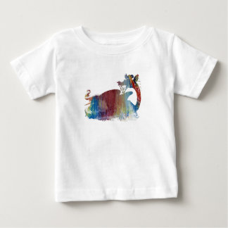 Dragon art baby T-Shirt
