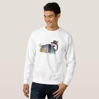 Dragon art sweatshirt