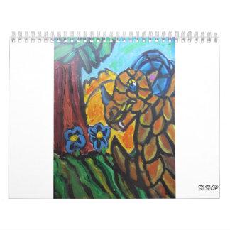 dragon arts calendar