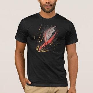 Dragon attack - T-shirt
