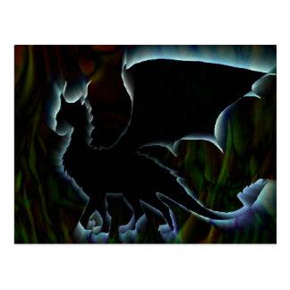 Dragon Aura Postcard