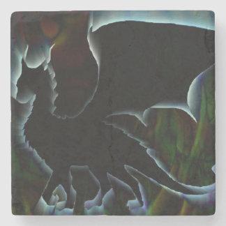 Dragon Aura Stone Coaster