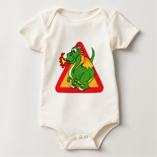 Dragon Baby Bodysuit