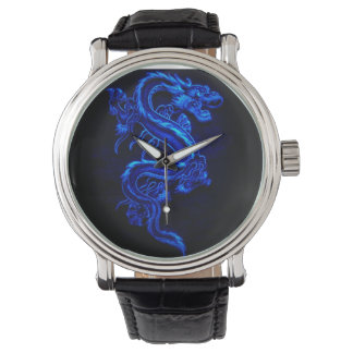 DRAGON BLUES WRISTWATCHES