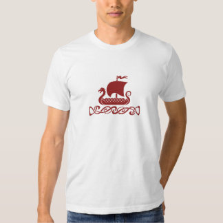 Dragon Boat - Red T Shirts