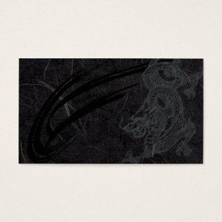 dragon business card