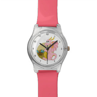Dragon cartoon watch