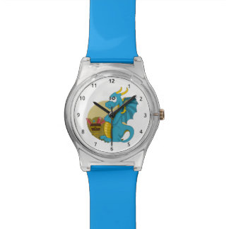 Dragon cartoon watch