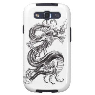 dragon samsung galaxy SIII covers