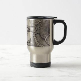 Dragon Cave 15 Oz Stainless Steel Travel Mug