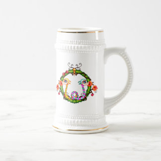 Dragon Charm Beer Stein