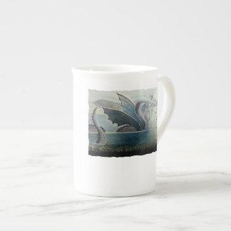 Dragon Charmer Tea Cup