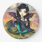 Dragon Child Cuge Big-Eye Fairy and Dragon Large Clock