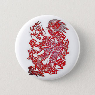 Dragon-Chinese Zodiac/ 2 Inch Round Button