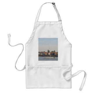 Dragon Class Keelboat Racer Adult Apron