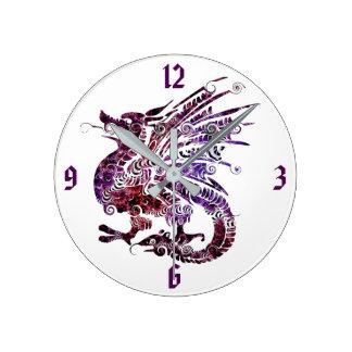 Dragon Clock