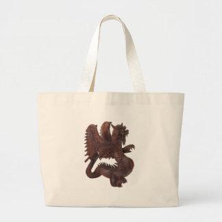 Dragon Clothing 12 Jumbo Tote Bag