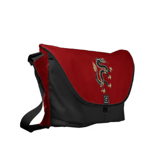 Dragon Courier Bag