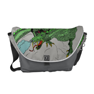 Dragon Courier Bags