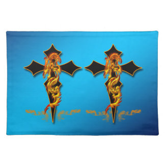 Dragon - Cross American MoJo Placemat